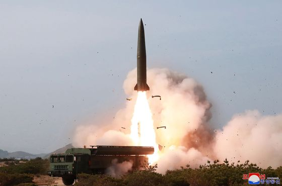 North Korea Weapons Test May Have Included Ballistic Missile