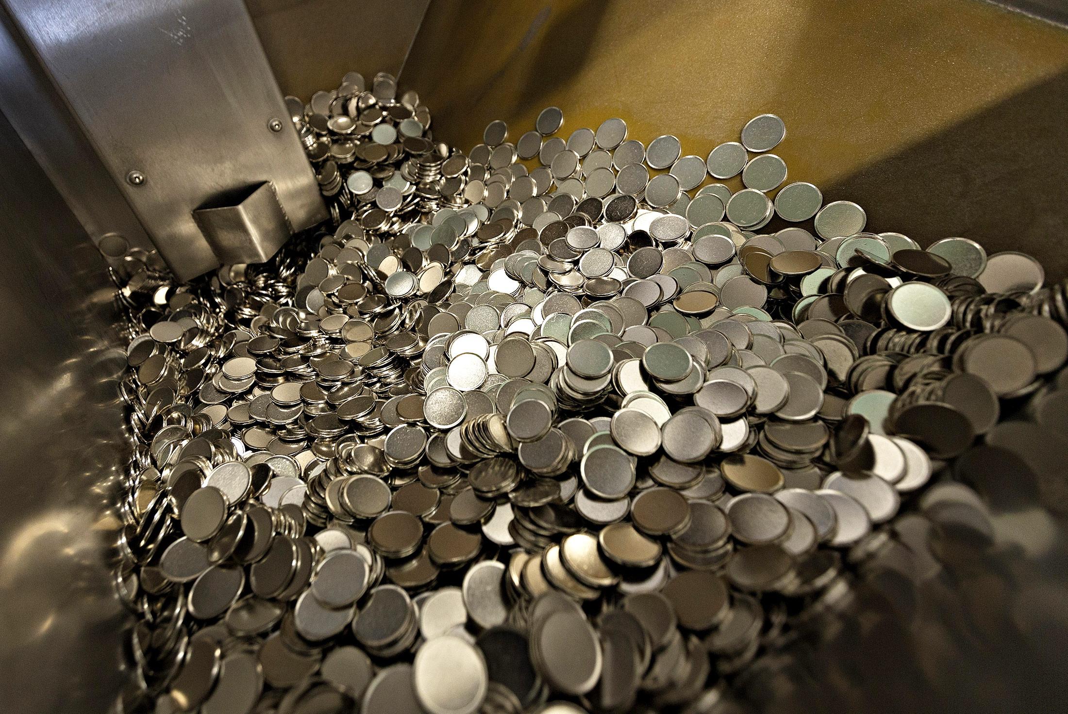 Inside Swiss Mint Photos Bloomberg