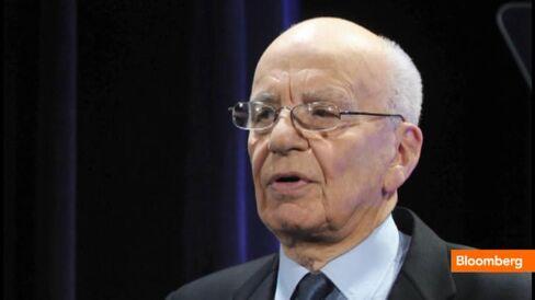 Murdoch's Split Triggers Bullish News Corp. Wagers