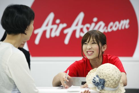 AirAsia Japan Counter