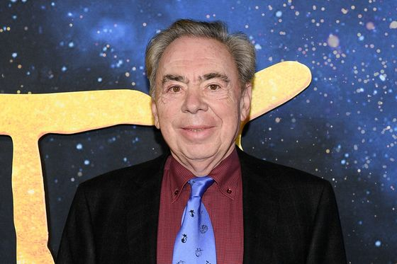 Andrew Lloyd Webber Says Lockdowns Push London Theater to Abyss