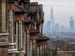 Residential housing in London.