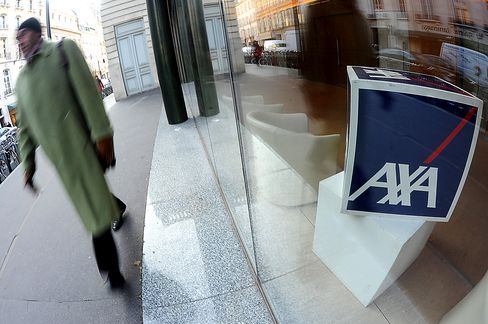 Axa Fined $20 Million by N.Y. Regulator for Annuity Changes