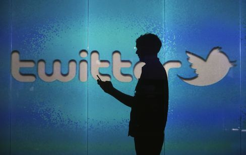 Twitter Seeks $1.4 Billion in IPO Wringing Revenue From Tweets