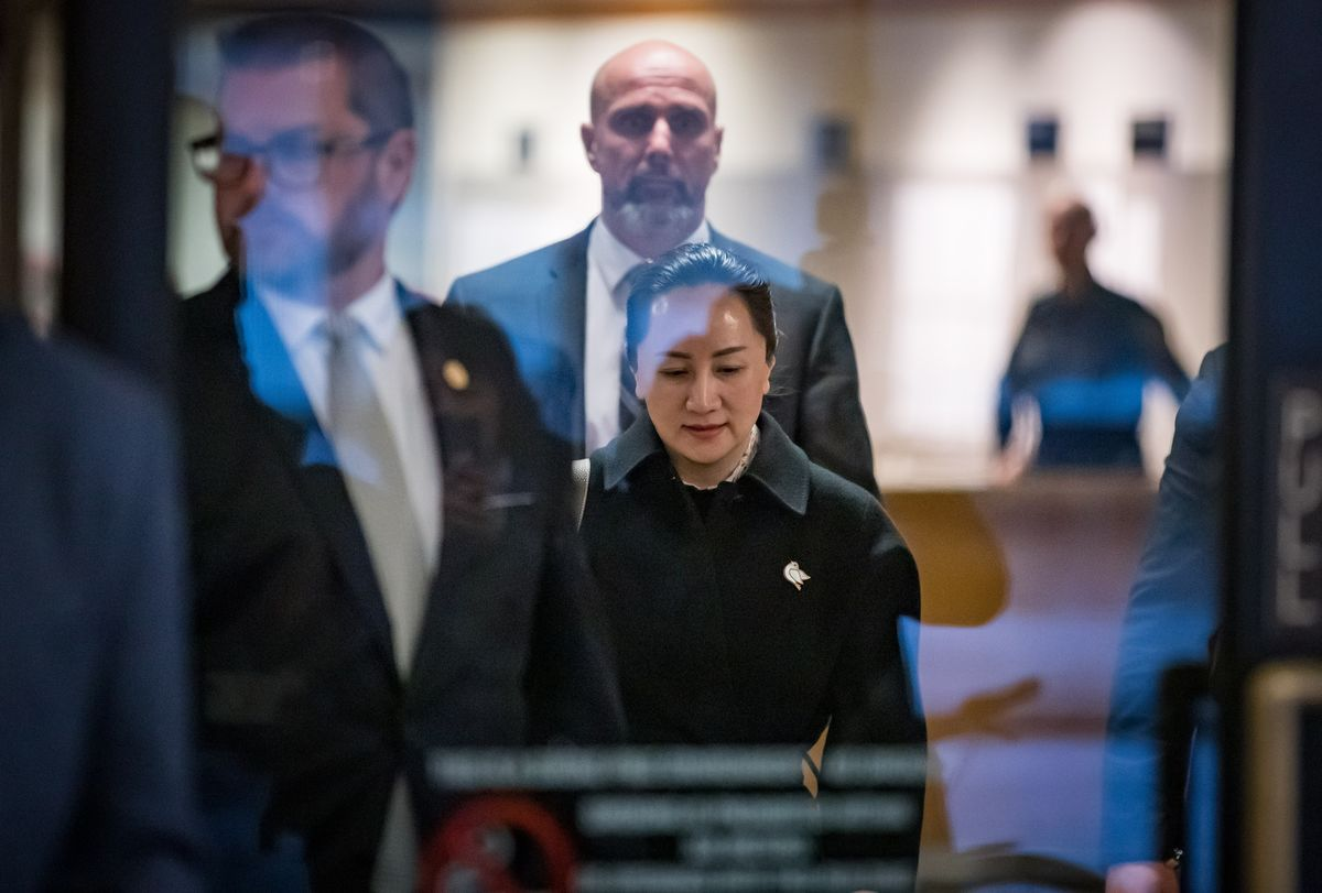 Huawei CFO's Extradition Fight Tests Canada's Legal System