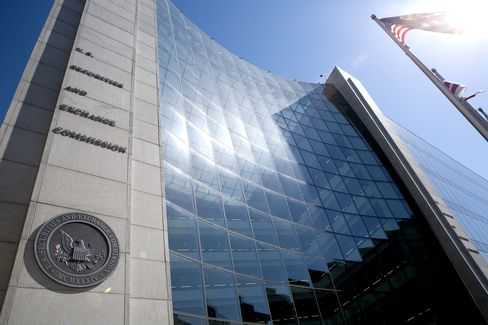 The U.S. Securities and Exchange Commission headquarters