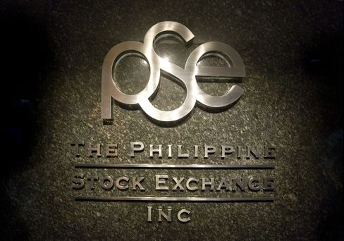 Philippine Stocks Climb on Earnings Speculation