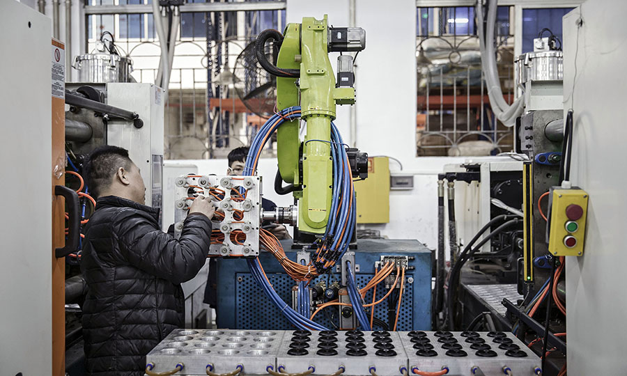How China Is Creating the Factory of the Future