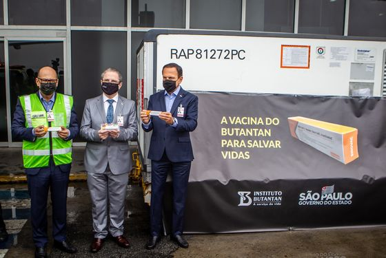 Sinovac Shot Shown 78% Effective in Brazil After Data Confusion