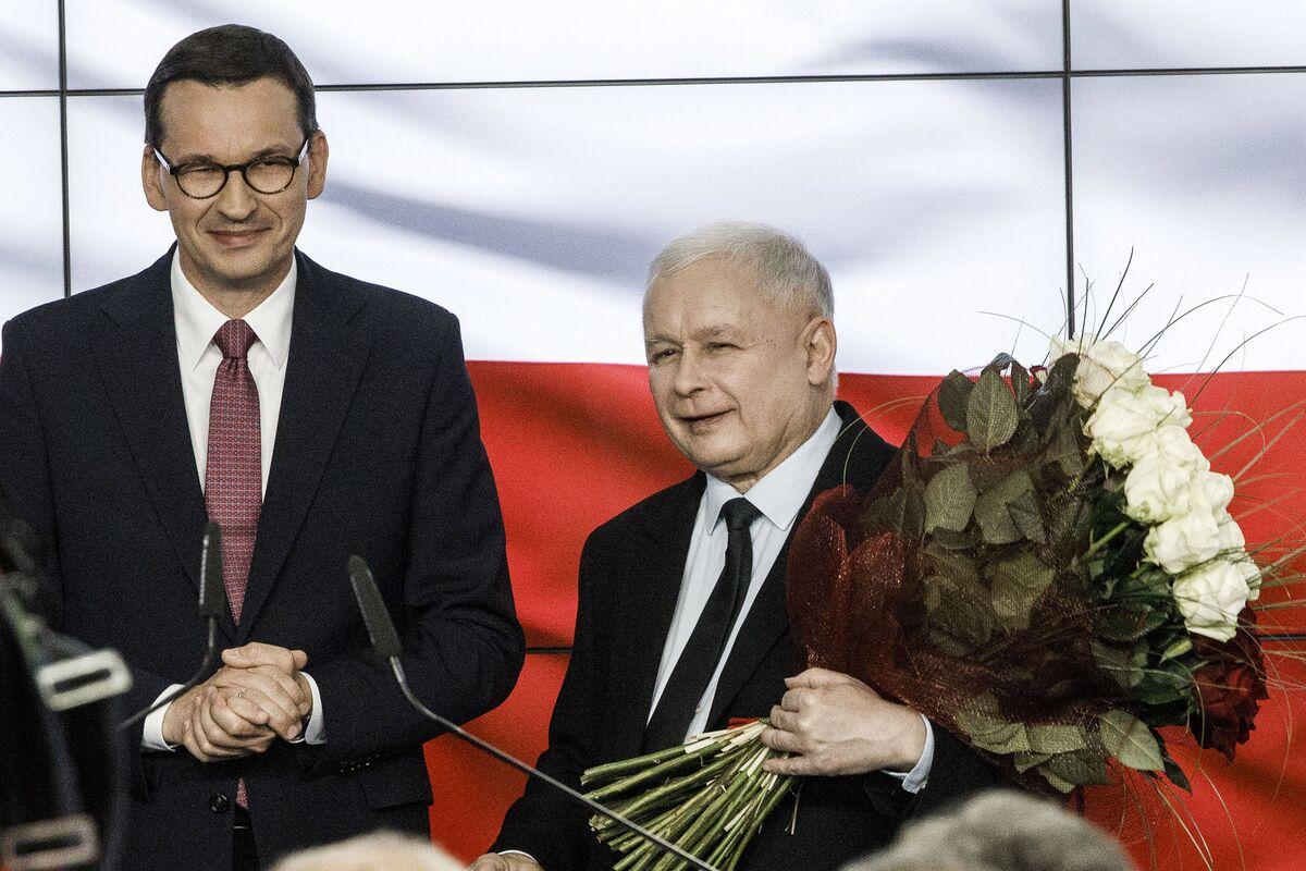 Premier Hails 'Huge' Mandate to Complete Remake of New Poland