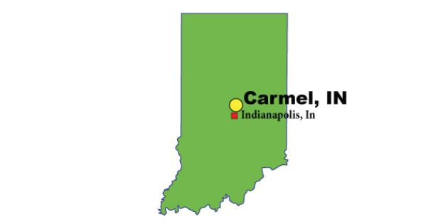 Most Expensive Suburb in Indiana: Carmel