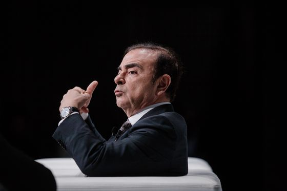 Ghosn Joins Ranks of Executives Accused of Financial Impropriety