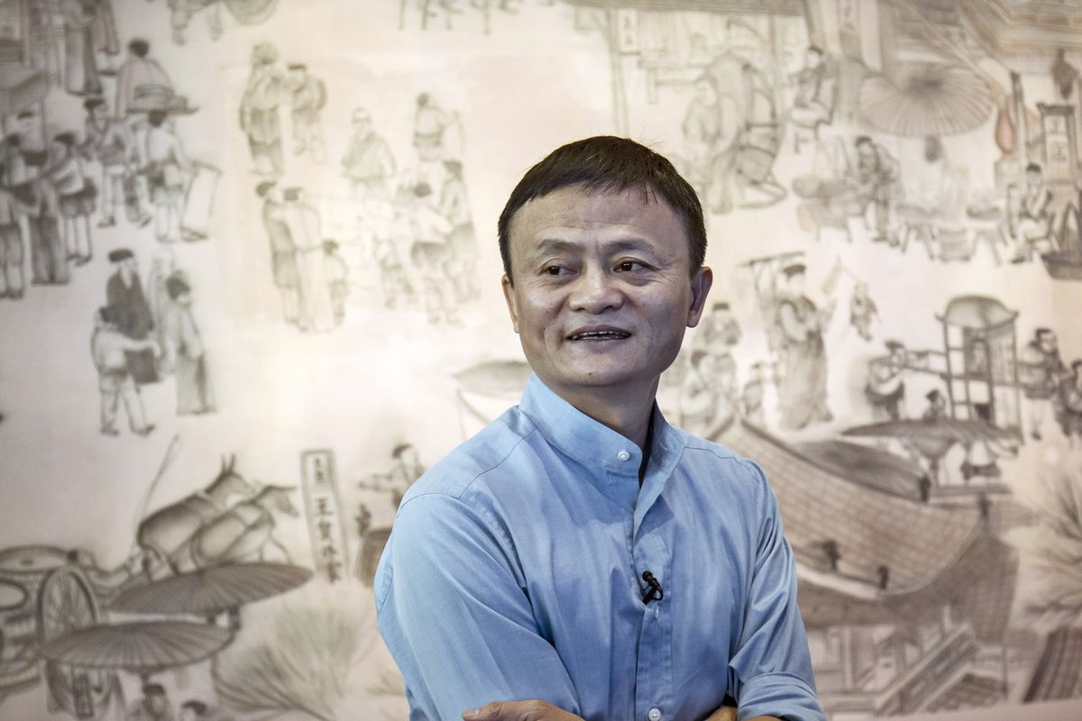 Billionaire Jack Ma Prepares For Life After Alibaba Bloomberg
