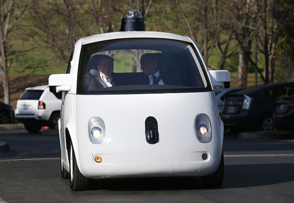 Google's 'Self-Driving Toaster' Finally Rattles Automakers