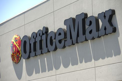 OfficeMax Rises on Possible Boise Payout From IPO: Chicago Mover