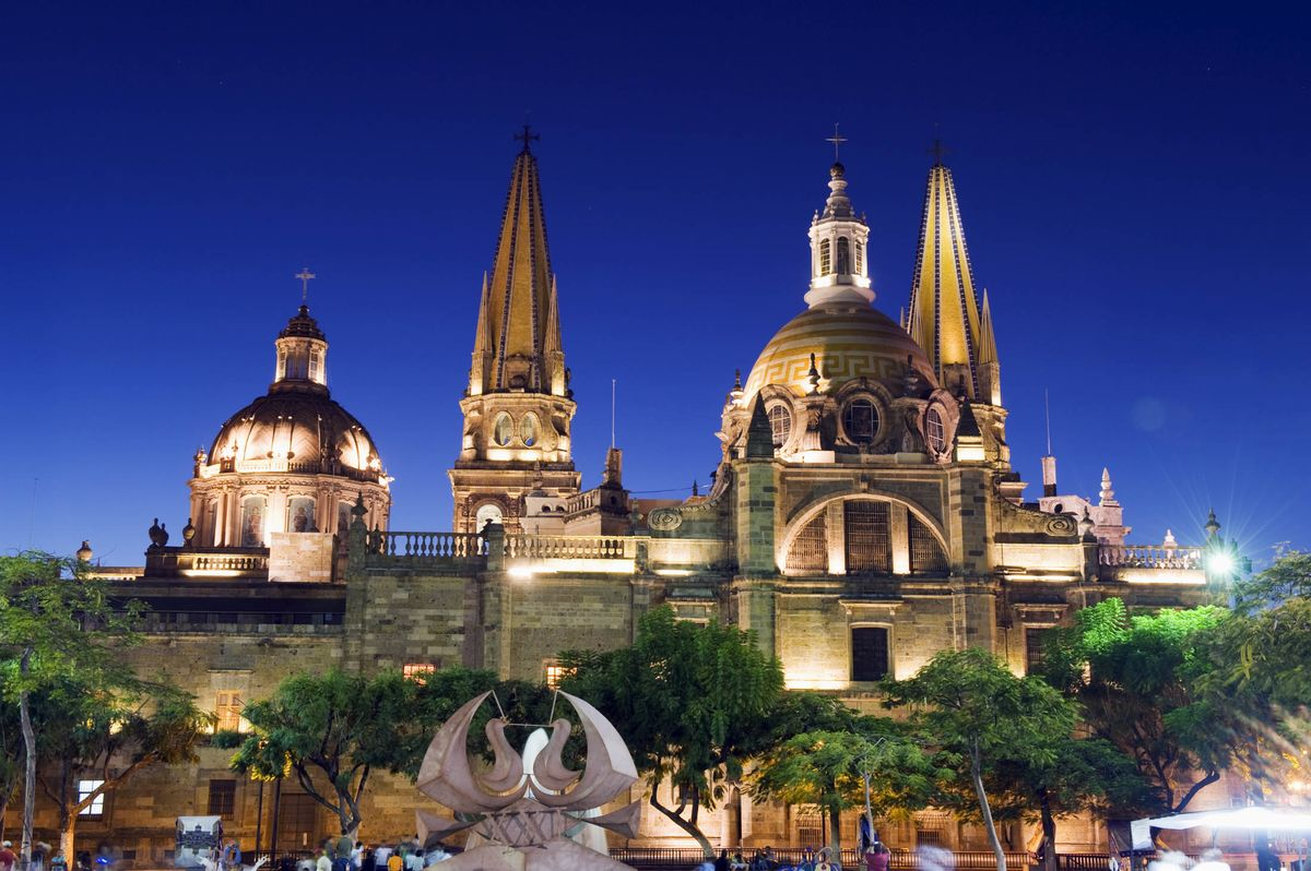 Guadalajara Mexico Photo Travel Guide What To See And Do Bloomberg