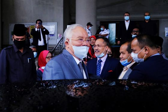 Ex-Malaysia Leader Najib Seeks Goldman, Leissner 1MDB Papers