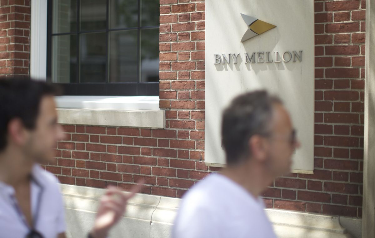 BNY Mellon Appoints Tech-Focused Charles Scharf as Its CEO ...