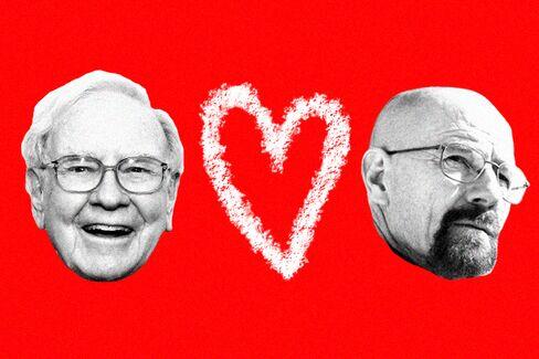 Yeah, Bi#@h!???Warren Buffett Loves 'Breaking Bad'