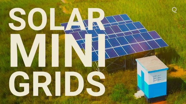 Mini Grids Powered by the Sun