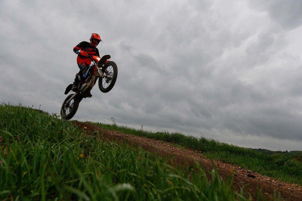 Motorcycle Maker Ktm Passes Harley And Aims At Kawasaki Bloomberg