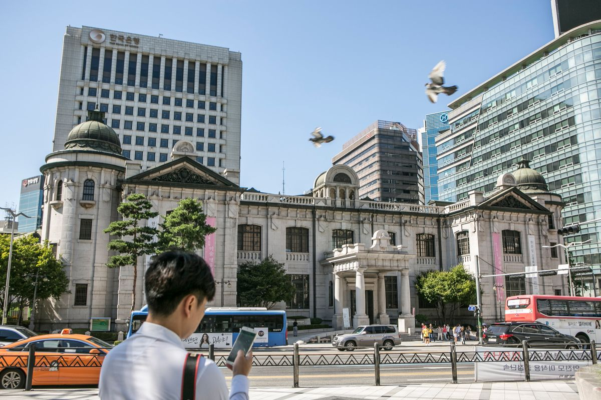 Bank of Korea's Bottom Line on Interest Rates Is Now In Question