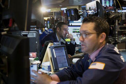 U.S. Stocks Rise As Jobs Data Spur Optimism On Economy