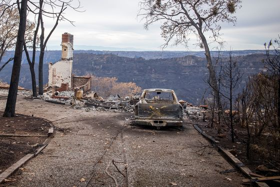 Burn-Scarred California's Latest Threat: Mudslides and Floods