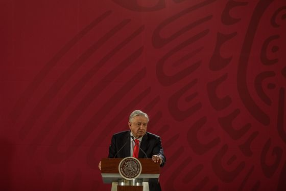 AMLO Says Foreign Investors Barred From Refinery, Rail Projects