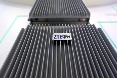 ZTE Slumps on Probable Loss in Third Quarter