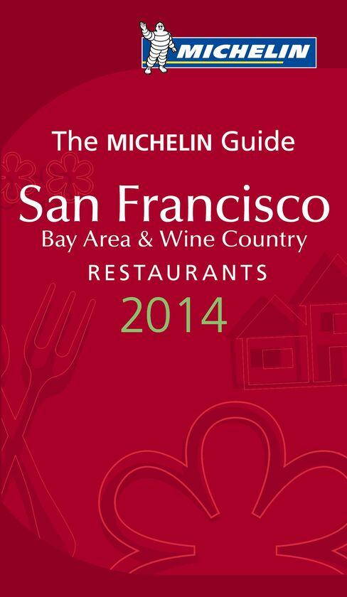 The Michelin Guide San Francisco 2014