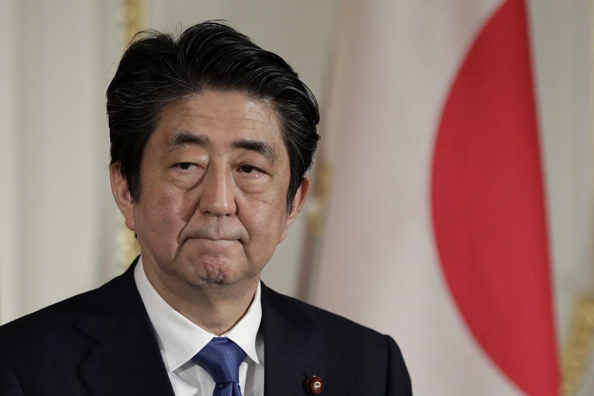 Support for Japan's Abe Slides Amid Doubts Over Virus Handling
