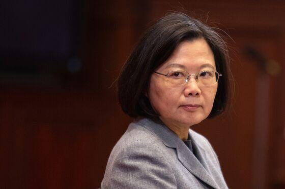 China Must Democratize for Taiwan Progress, President Tsai Says