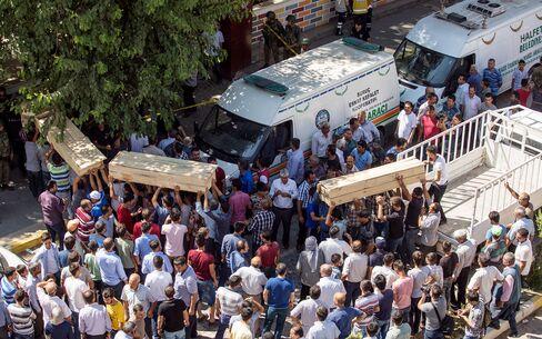 Explosion in southeastern Turkey kills 27