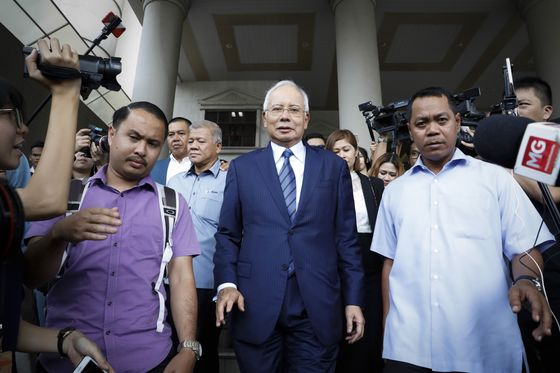 Malaysia Charges Ex-1MDB Chief and Najib for Audit Tampering