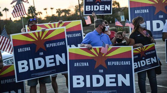 Biden Wins Arizona, Battleground State With Changing Electorate