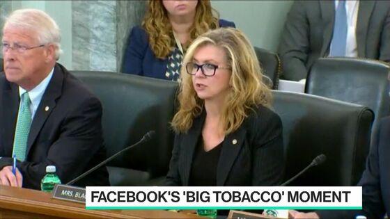 Facebook Prioritizes 'Greed' Over Children, Senators Say