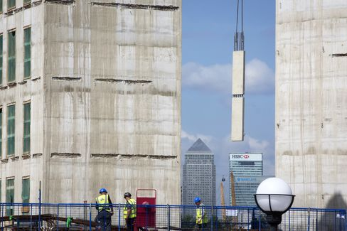 New Build Construction As Luxury Developing Boom Fails To Boost Affordable Homes