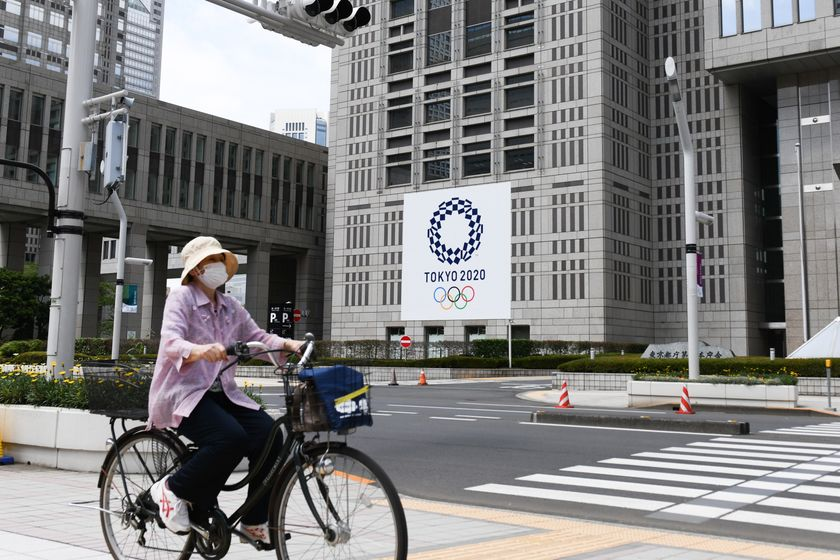 Olympic Venues As Tokyo Ends Virus Emergency A Month Before Games