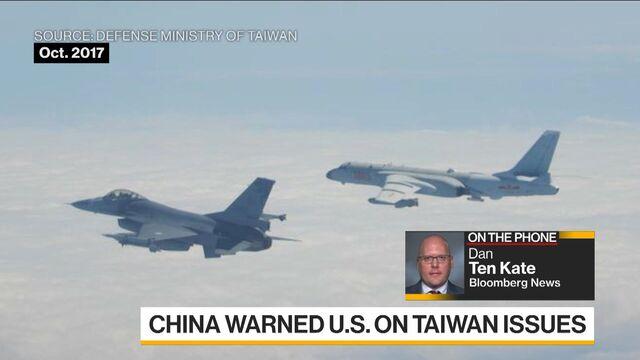 China Sends 28 Planes Near Taiwan
