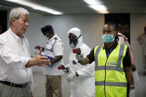 Ebola, Shark Attacks, Roller Coaster Tragedies: No Big Whoop