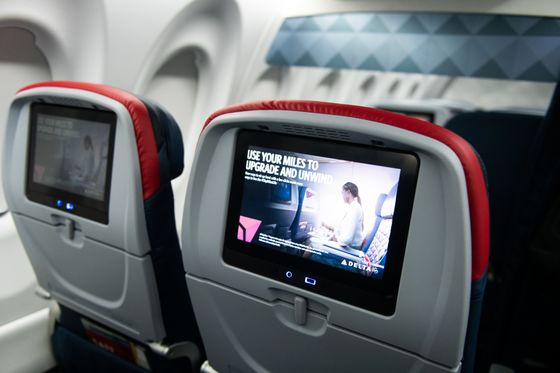 Delta Debuts Its Newest Jet inRival CarrierTerritory