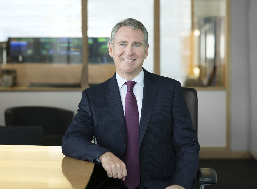 Ken Griffin Joins Loeb, Paulson in Donating to Success
