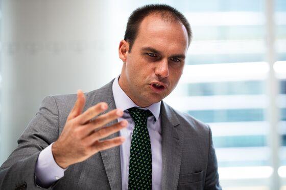 Brazil Should Shun Venezuela and Embrace Israel, Bolsonaro's Son Says