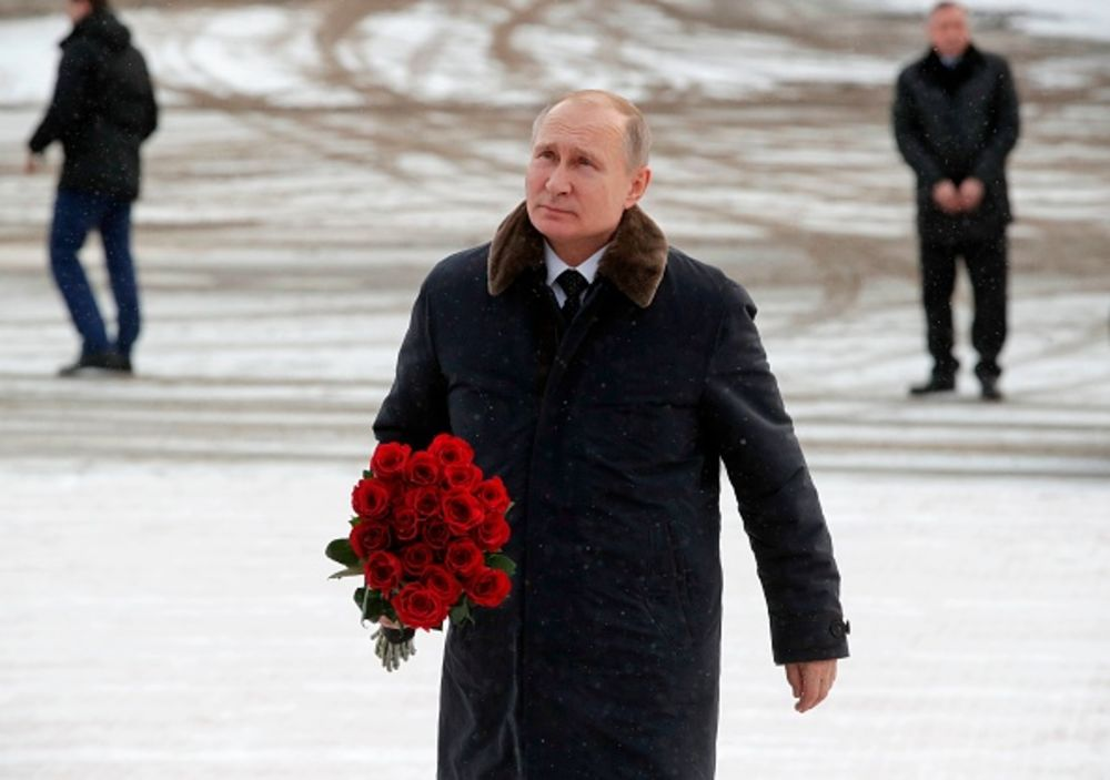 Cocaine Bust Is the Latest Sign of Putin's Weakness