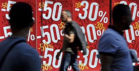 Belgium's Credit Rating Cut by S&P on Bank Rescues