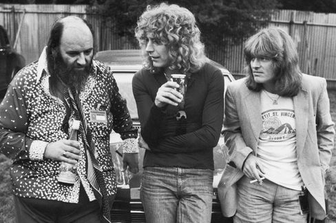 Five Lessons From Music's Most Feared Manager, Led Zeppelin's Peter Grant