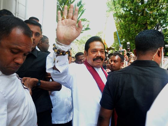 $2.8 Million to Switch Sides? Bribe Allegation Rattles Sri Lanka