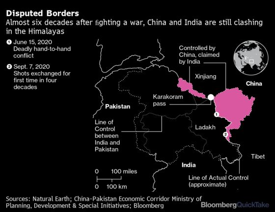 Why Chinese and Indian Troops Clashed in the Himalayas
