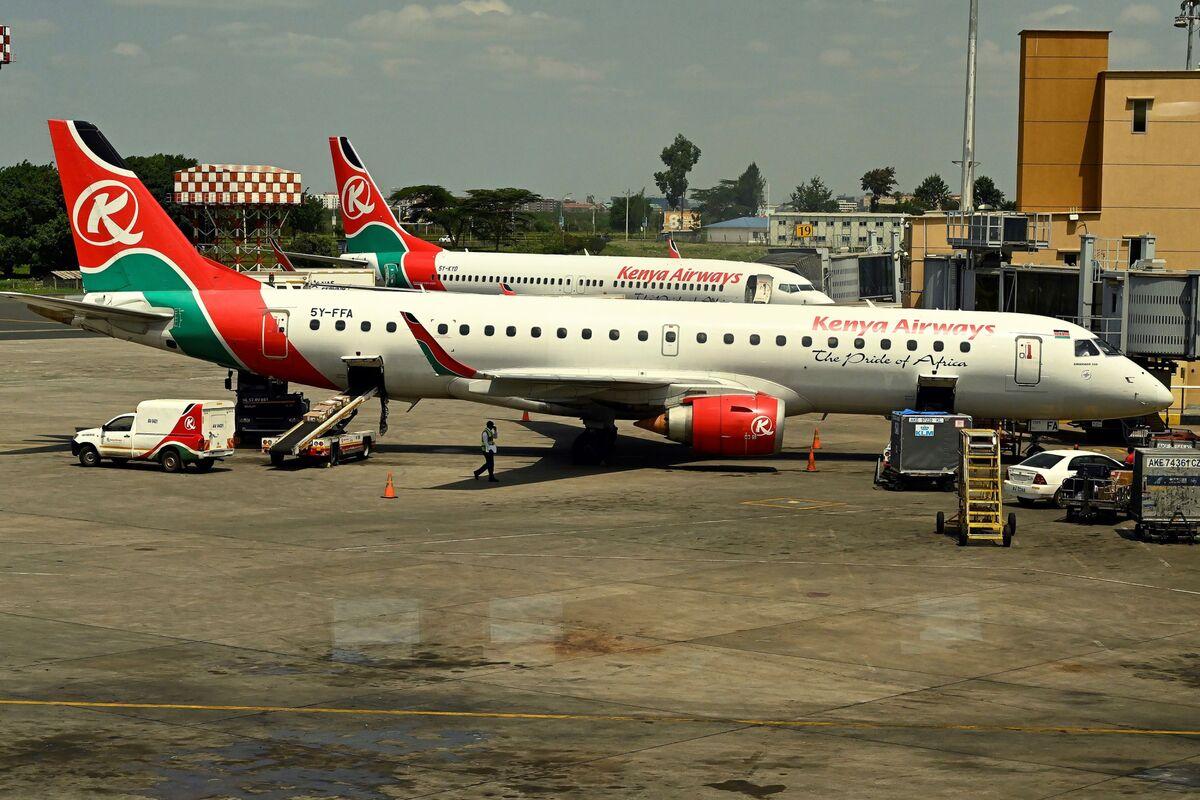 Kenya Airways Seeking More Sway in Alliance With Air France-KLM